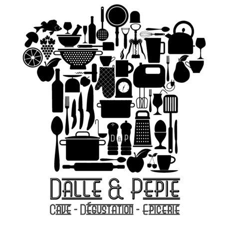 LOGO_Restaurant_Dalle & Pepie