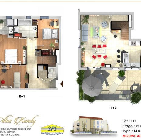 Détails Techniques_Plan de vente-Villas Kandy_SPI immobilier