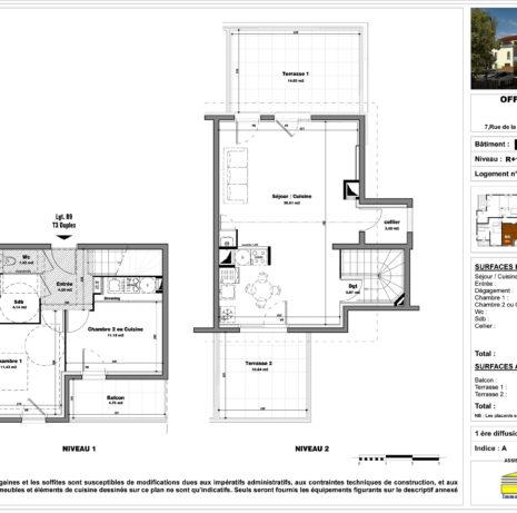 Détails Techniques_Plan de vente-Office Notarial_SPI immobilier