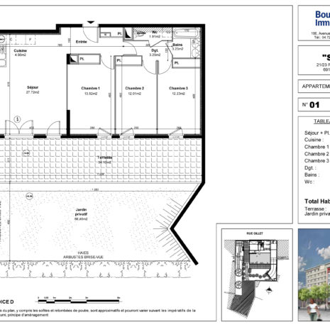 Détails Techniques_Plan de vente-SunSide_BOUYGUES immobilier