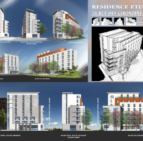 Présentation_Immeuble de Logements_69007-Lyon