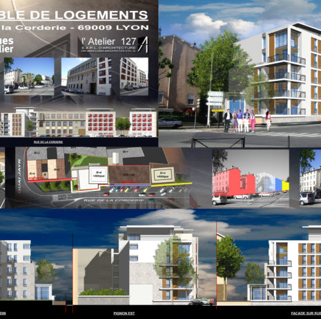 Présentation_Immeuble de Logements_69009-Lyon