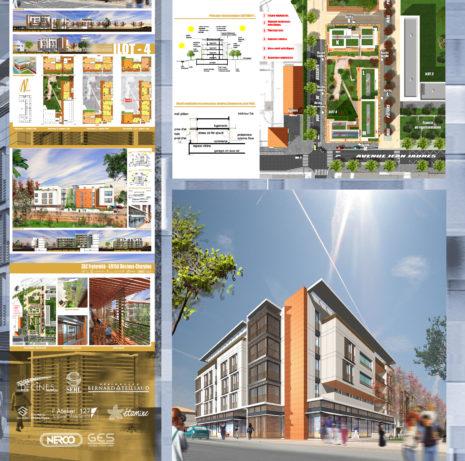 Présentation_Immeuble de Logements_69150-Décines