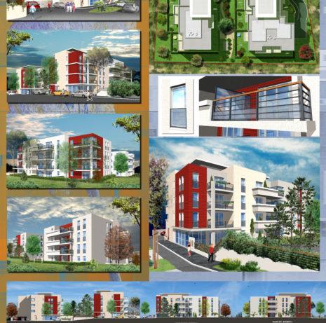 Présentation_Immeuble de Logements_69340-Francheville