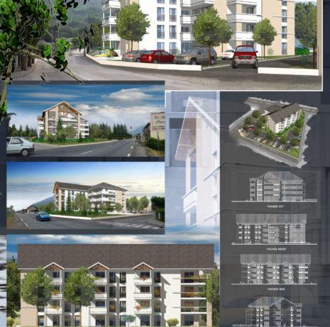 Présentation_Immeuble de Logements_73190-Challes-Les-Eaux