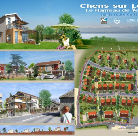 Présentation_Maisons individuels_74140-Chens-sur-Leman