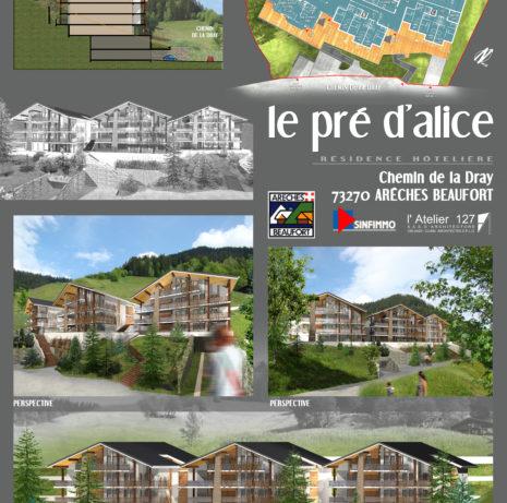 Présentation_Résidence hotelière_73270-Areches-Beaufort