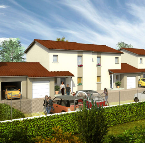 Maisons Individuelles_38260 La-Côte-Saint-André