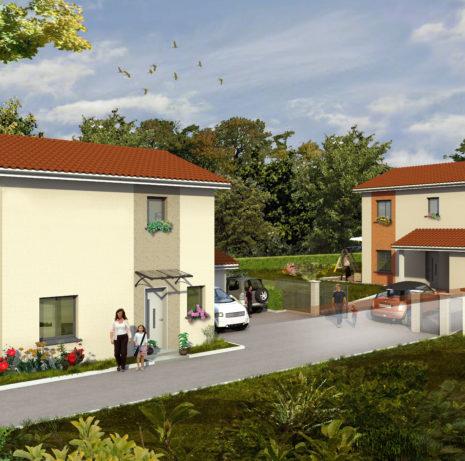 Maisons Individuelles_38440 Beauvoir-de-Marc