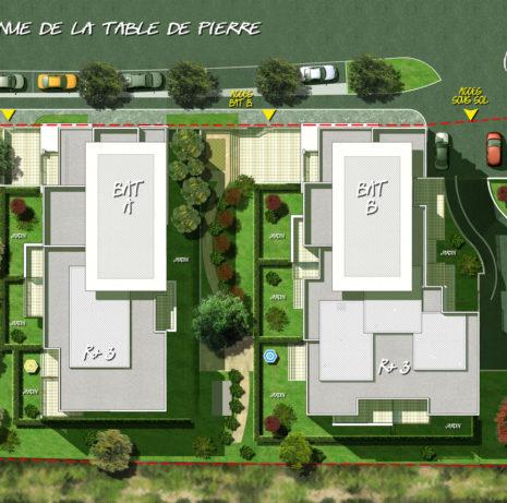 Plan de masse 2D_69340_Francheville