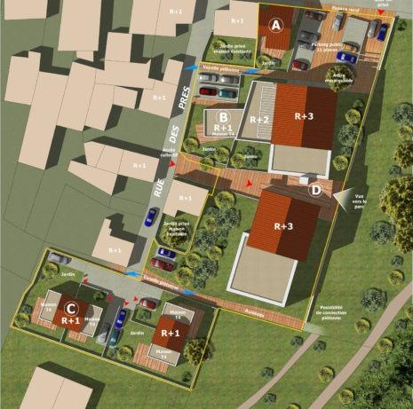 Plan de masse 2D_38300_Rut-Montceau
